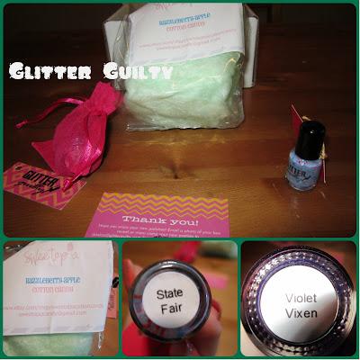 glitter guilty