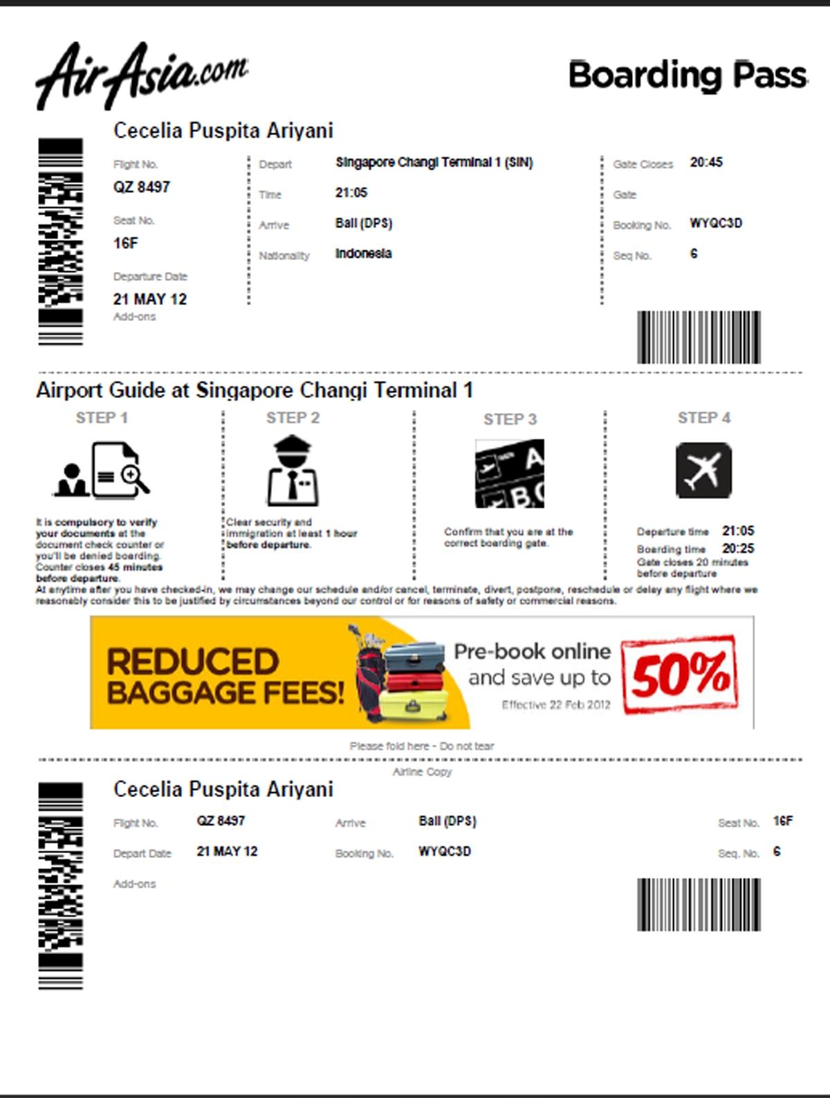 Pelangi Nusantara Tour Travel Ticketing Domestik Airlines Tiket Air Asia Contoh Pesawat E