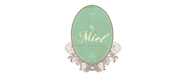 by Miel Wedding and Evening Gown