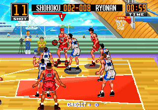 Slam Dunk Portable