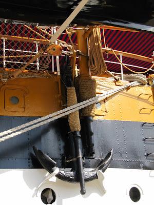 Amerigo Vespucci tall ship