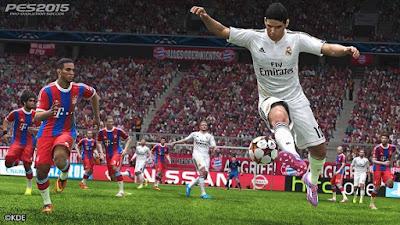 Pro Evolution Soccer PES 2015 For PC Full Crack Version RELOADED