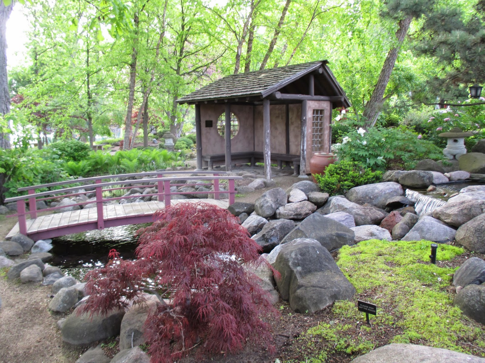 Indian Summer Afternoon At Olbrich >> A Gorgeous Day Rotary Botanical Gardens