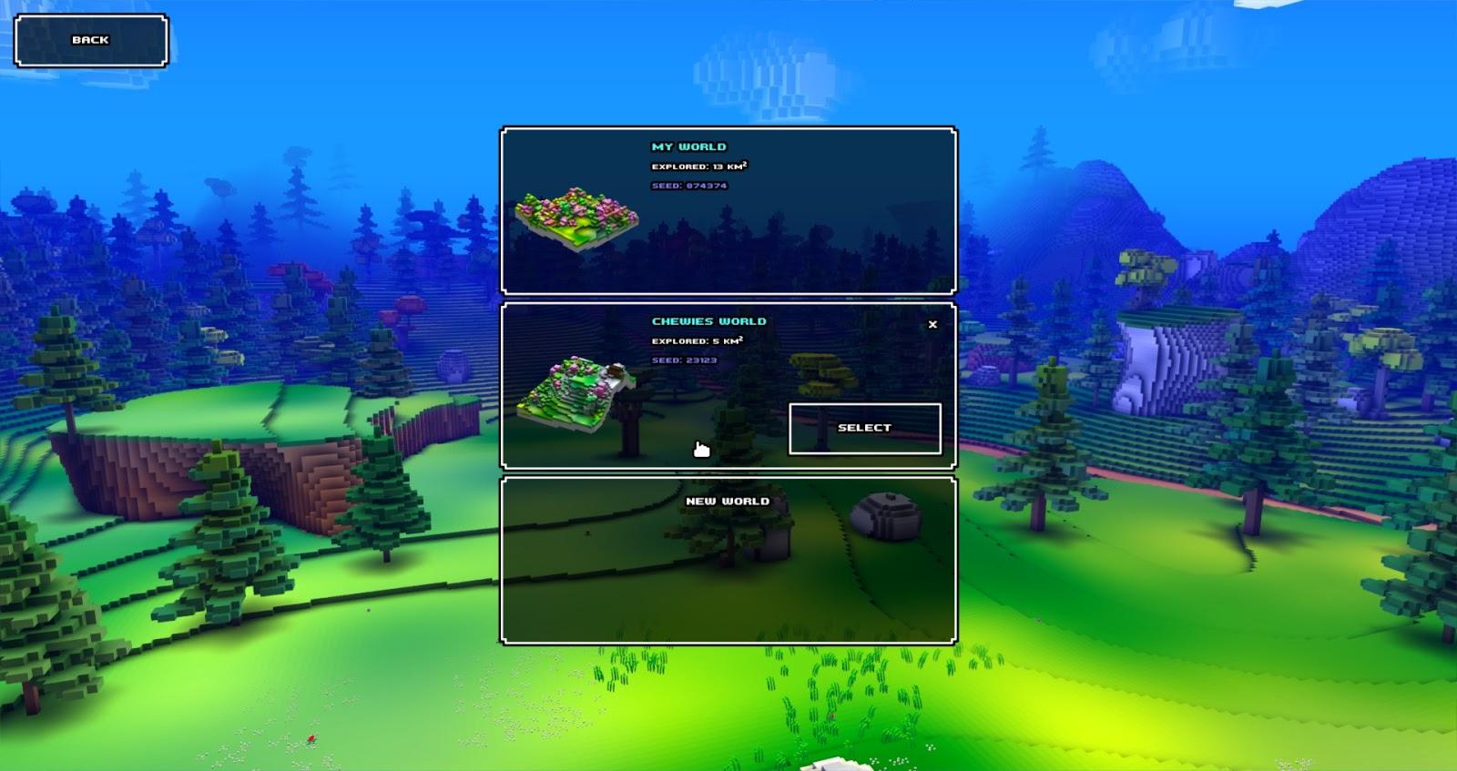 Cube world pgina 14 mediavida moar screeeeeeeeeeens gumiabroncs Choice Image