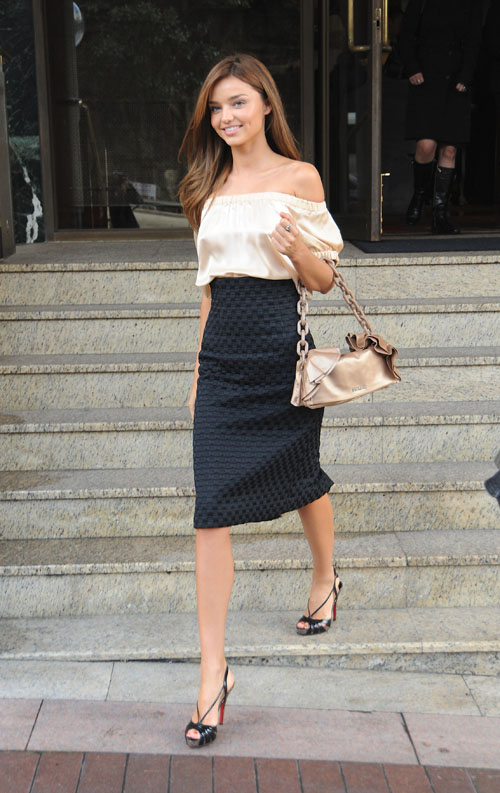 Nihan Gider Style Guide Miranda Kerr St L