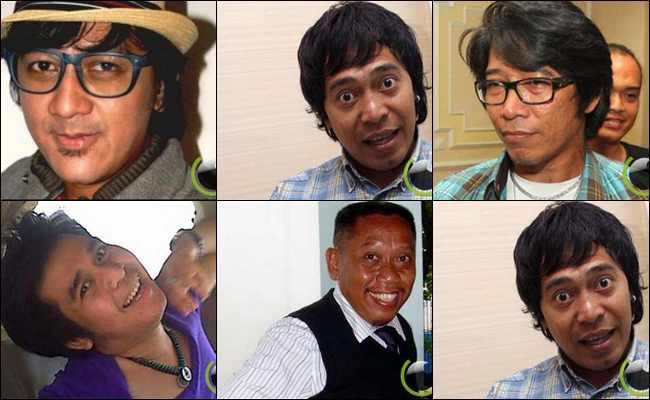 10 Pelawak Indonesia yang paling Mahal Sepanjang Sejarah