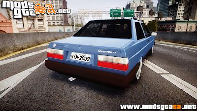 IV - Volkswagen Voyage 1990