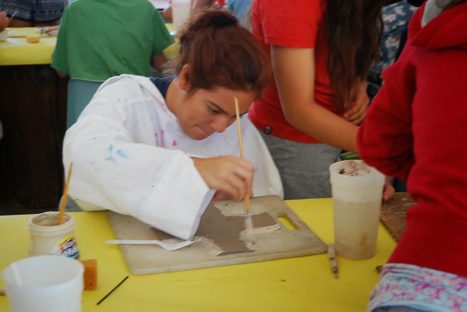 Camp Paivika Arts and Crafts