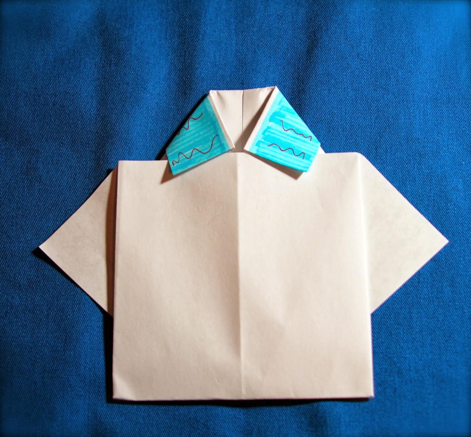 Бумажная Рубашка