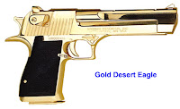 Golden Desert Eagle, Desert Eagle