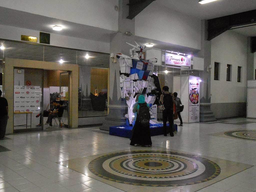 pintu masuk