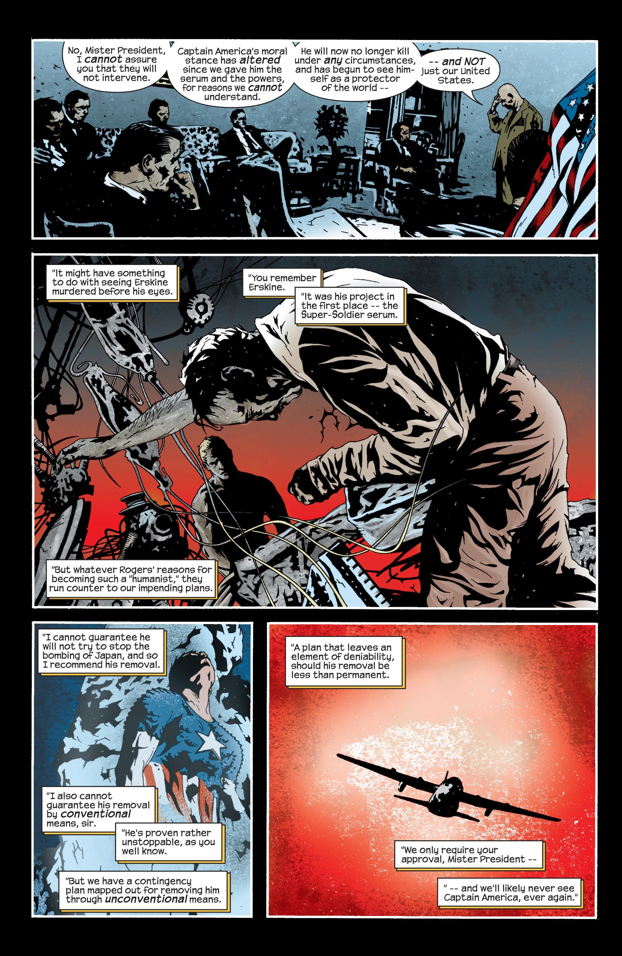 Captain America (2002) Issue #14 #15 - English 16