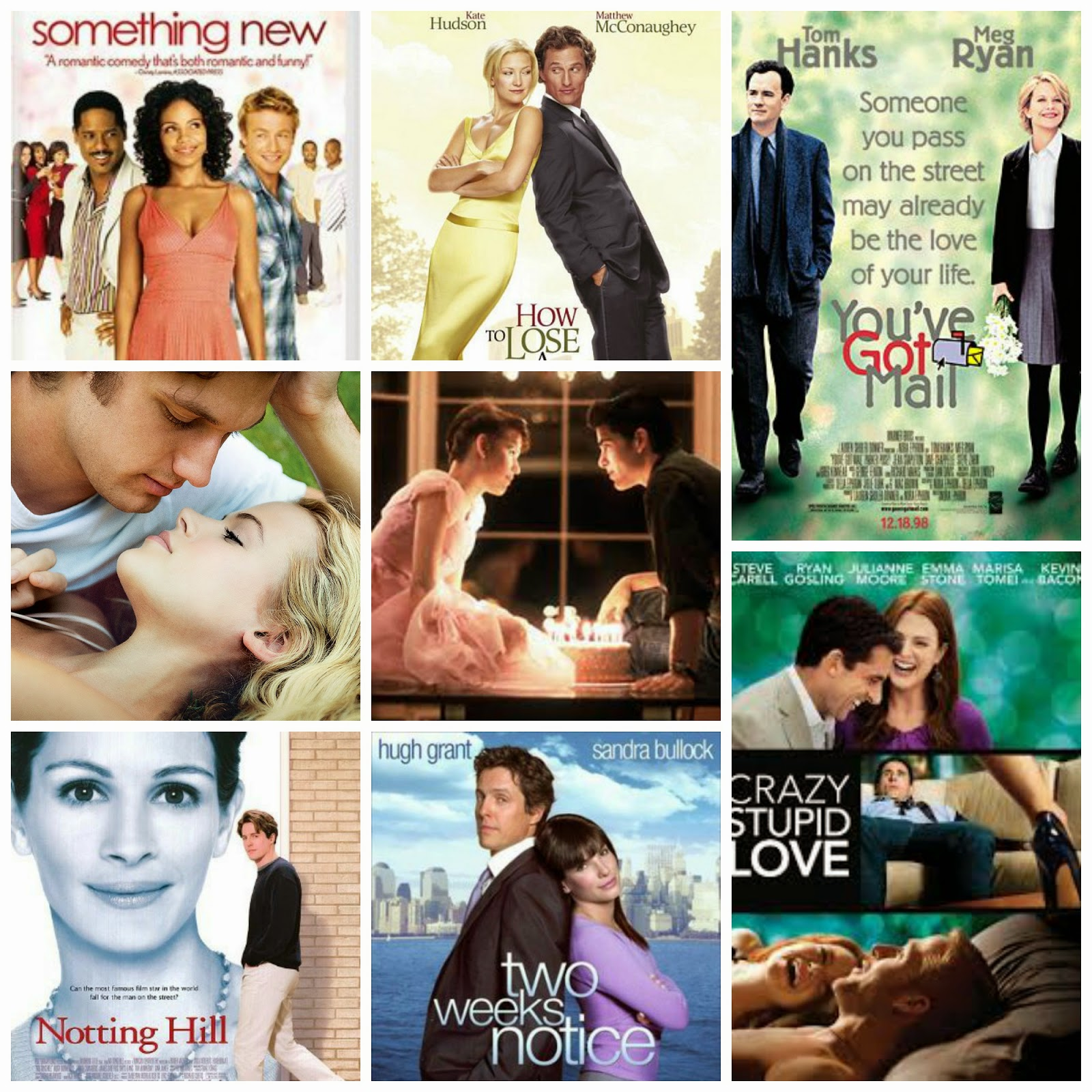 Nautical by Nature   Favorite Romantic Movies