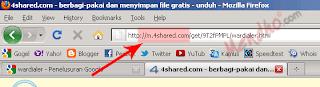 Ganti www jadi huruf m - Image by MeNDHo.com