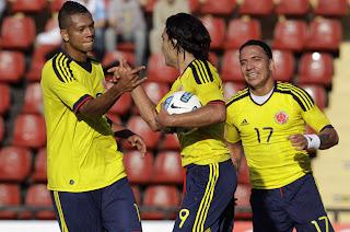 Jugadores convocados de Colombia para partidos amistosos de Septiembre