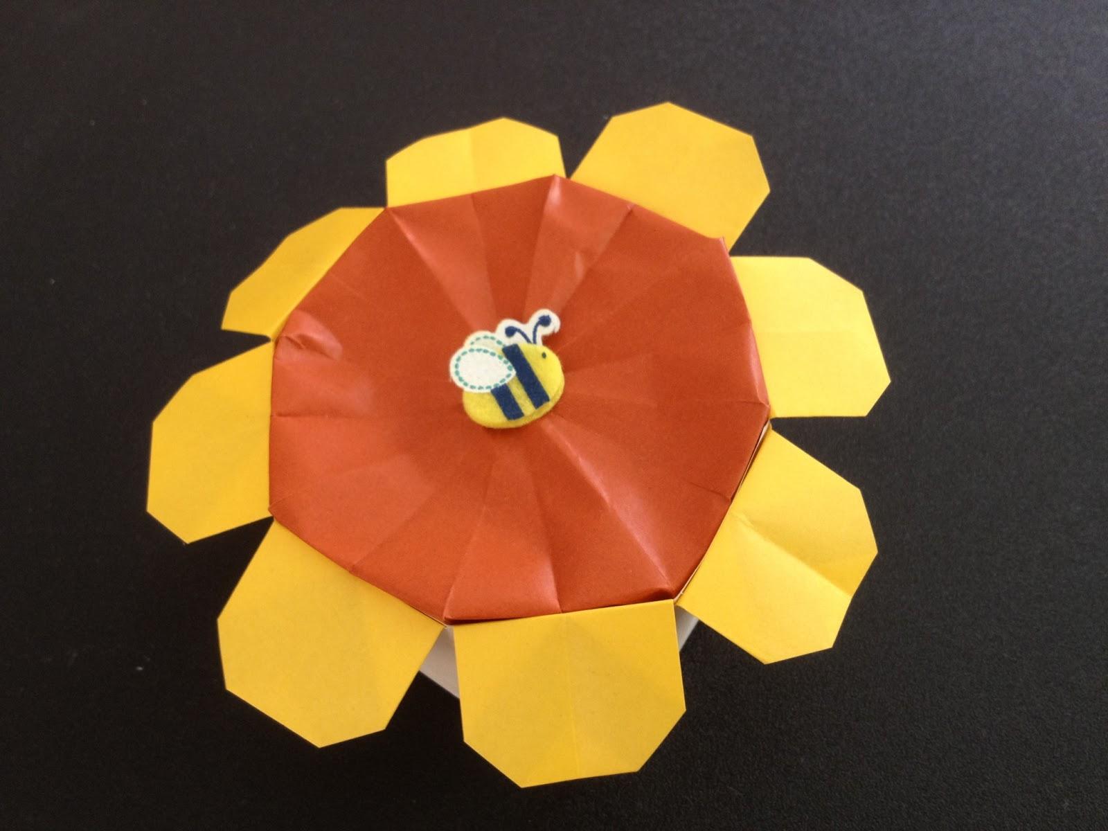 すべての折り紙 折り紙 蓮の花 折り方 : nurbyz's origami world