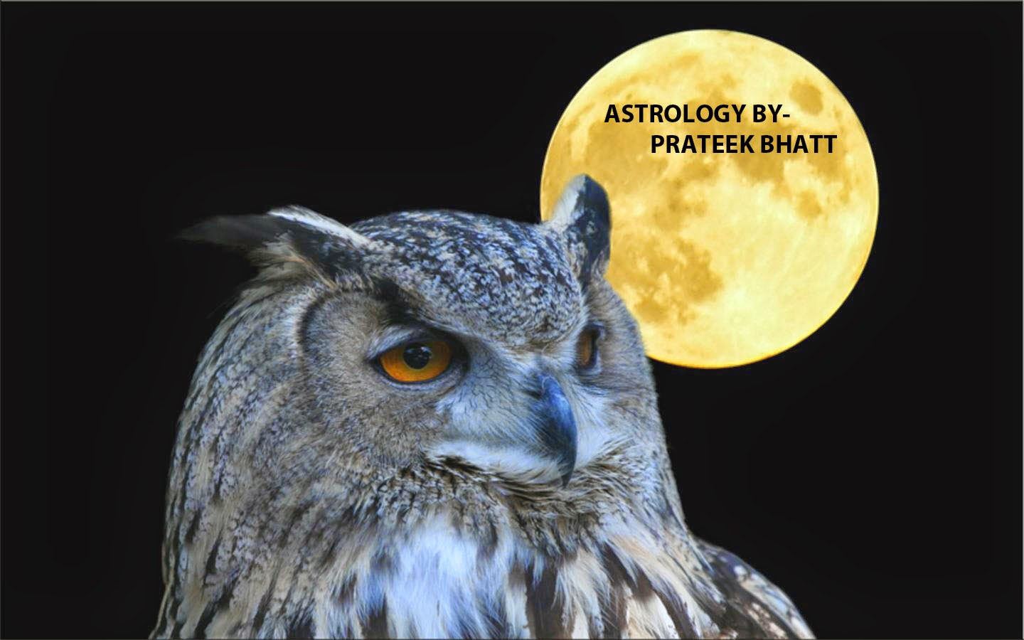 Prateeks Vision Of Astrology Moon Effects In All Zodiac Sign