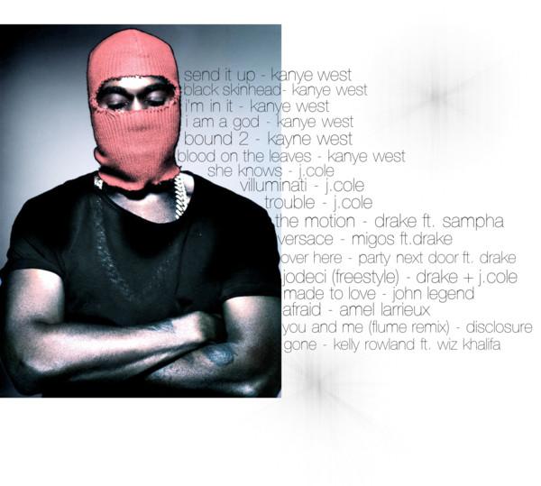 Yeezus, J.Cole, Coleworld, Born Sinner, Yeezy, Kanye, Kanye West, Drake, OVO, OVOXO