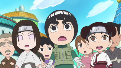 Naruto SD: Rock Lee no Seishun Full-power Ninden 4 Sub Español Online