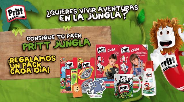 pritt jungla