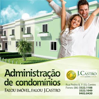J. CASTRO ADMINISTRAÇÃO DE CONDOMÍNIOS