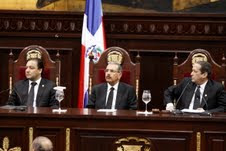 Presidente Medina encabeza actos por el Bicentenario de Duarte en el Congreso Nacional