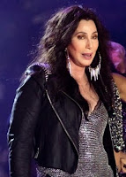 Cher performing 'Woman's World'