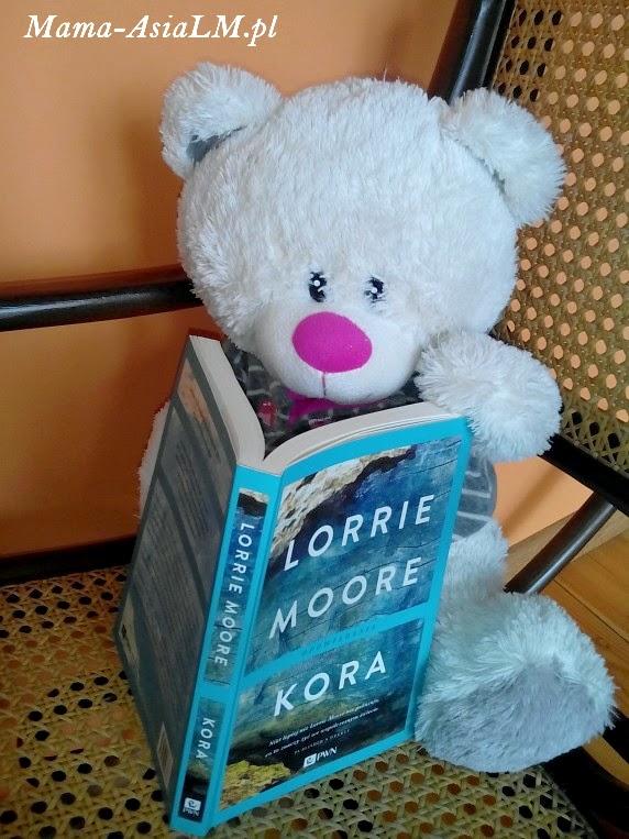 Książka Kora opowiadania - Lorrie Moore, Wydawnictwo PWN.