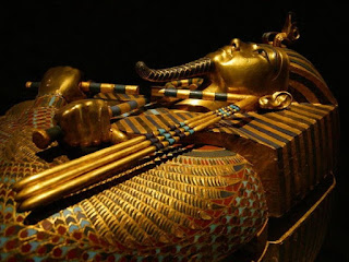 King Tut, Cairo, Egypt