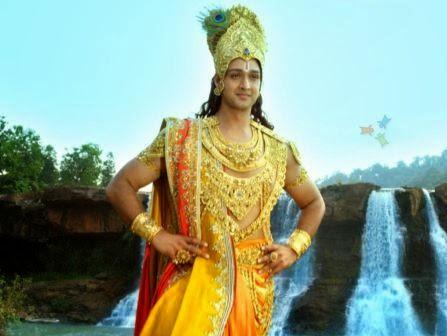 Berikut profil saurabh raj jain pemeran krisna dewa wisnu di serial