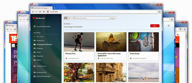 أفضل متصفحات الأنترنت للحواسيب والهواتف الذكية (13 متصفح) Best Internet browsers