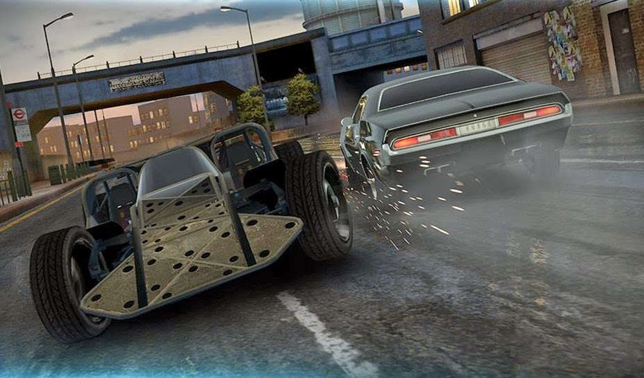 Fast and Furious 6 Apk