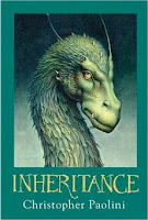 bookcover of  INHERITANCE by Christopher Paolini