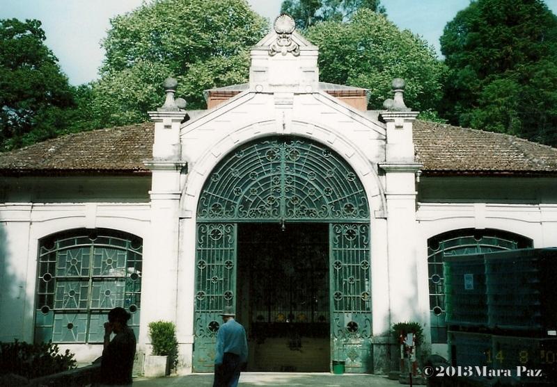 Melgaço Spa building
