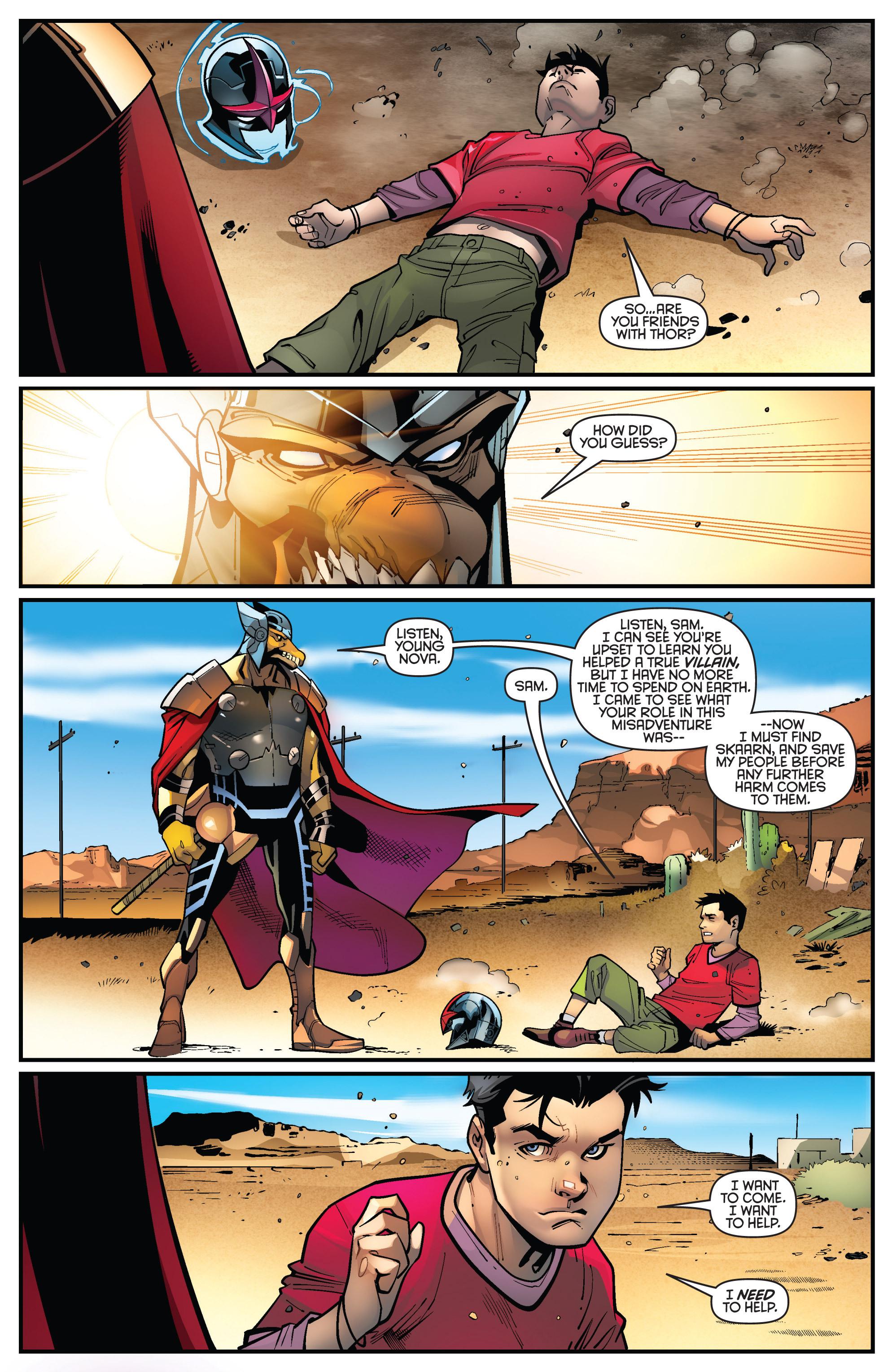 Nova (2013) - Chapter  13 | pic 17
