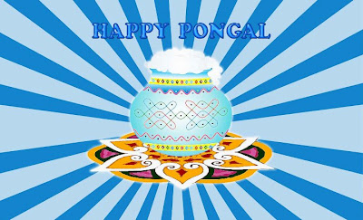 Happy Pongal 2016 Wishes Sms Messages for Facebook Friends