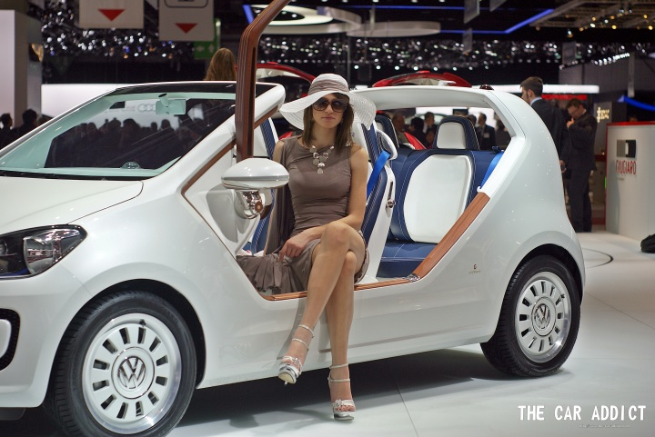 GENEVA MOTOR SHOW GIRLS 2012 - Updated!