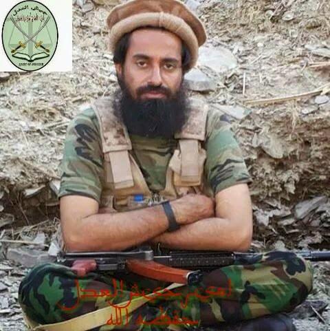 امیر صلاح الدین فاروقی رهبر سازمان جیش العدل