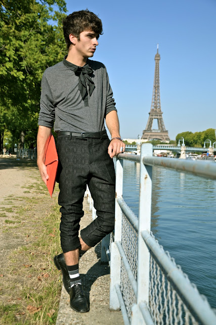 BLOG MODE HOMME STYLE PARIS PREPPY DANDY