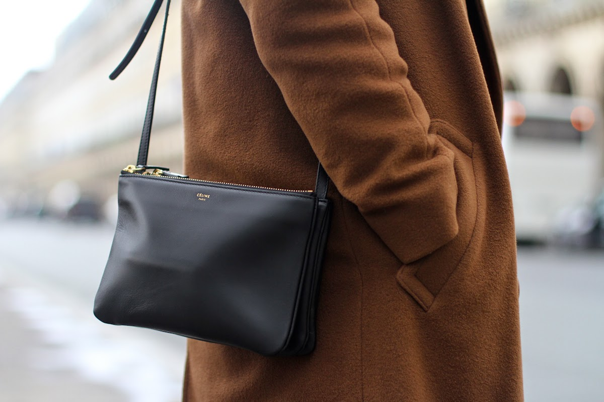 Angels Love Bags - The Fashion Buyer: ? CELINE Small Trio ...