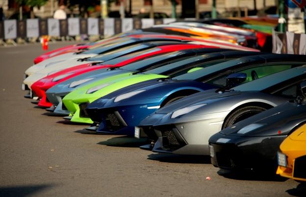 My Magazine 2013 Lamborghini 50th Anniversary Grand Tour