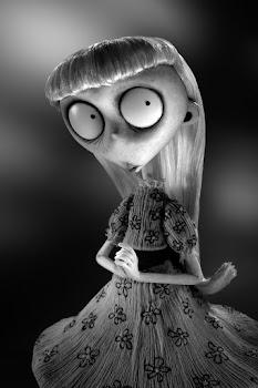 Chica rara, de 'Frankenweenie'