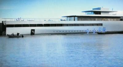 Kapal Mewah Milik Steve Jobs