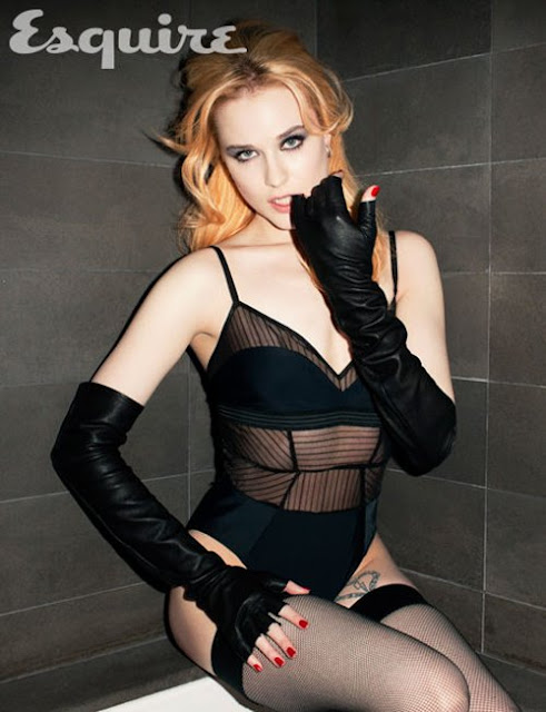 evan rachel wood esquire. Evan Rachel Wood: Esquire Sexy