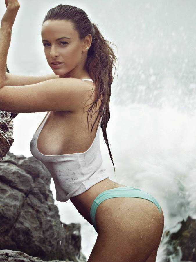 Kayla Swift Hot Photoshoot for 138 Water photo 1