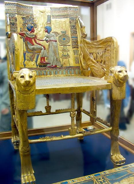 Tutankhamun The Most Famous Egyptian Pharaoh  Tutankhamun