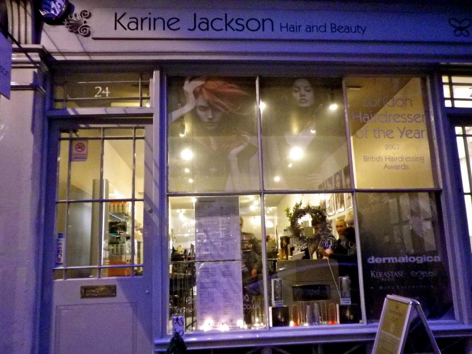 Karine Jackson, Hairdressers, Covent Garden - Thoroughly Modern Milly