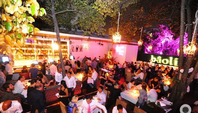 Restaurante Baôli Vita Miami Beach
