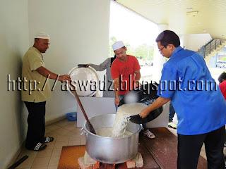 bubur lambuk, puasa, Ramadhan
