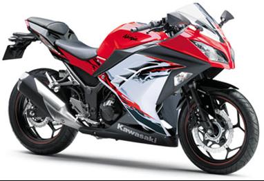 Harga Motor Kawasaki Ninja 250 2013